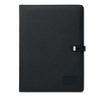 A4 folder w/ wireless charger