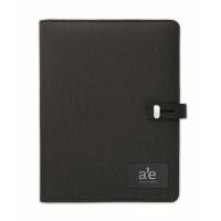 A5 folder w/ wireless charger