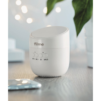 Speaker with wireless charger