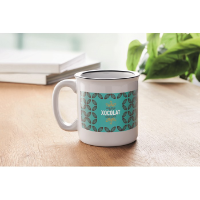 Sublimation ceramic mug 240ml