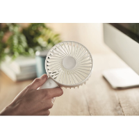 USB desk fan with stand