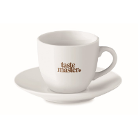 Espresso cup and saucer 80 ml