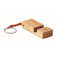 Key ring and Smartphone