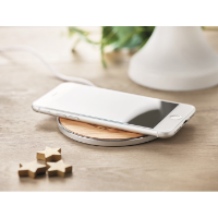 Bamboo wireless quick charger