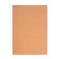 A4 notebook in cardboard cover