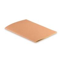 A5 notebook in cardboard cover