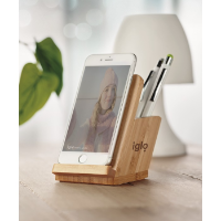 Wireless charger penholder