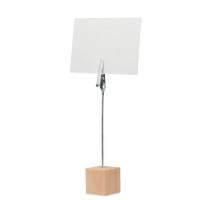 Pine wooden clip holder