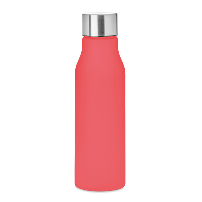 RPET bottle with S/S cap 600ml