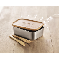 Stainless steel lunchbox 600ml