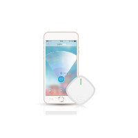 Seeker Phone And Key Finder White
