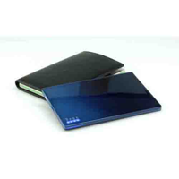 Stainless Steel Credit Card 2000 Power Bank