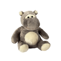 Plush Animal Zoo Hippo Tanja