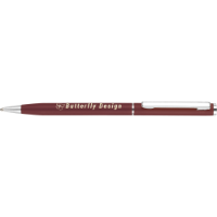 Cheviot Argent Ballpen (Supplied with Plastic Pouch-PPP01)