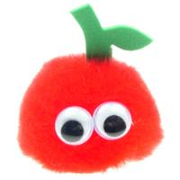 Custom Fluffy Cherry Bug