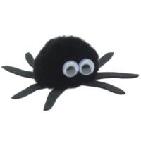 Custom Fluffy Spider Bug