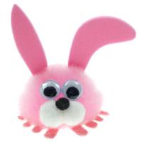 Custom Fluffy Rabbit Bug