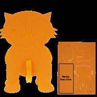 3D Foam animal puzzle Tiger