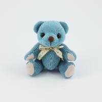 12.5cm Blueberry Candy bear plain