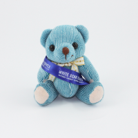 12.5cm Blueberry Candy bear sash