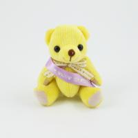 12.5cm Lemon Candy bear sash