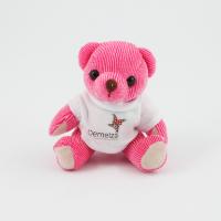 12.5cm Raspberry Candy bear tshirt