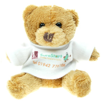 10cm Mini Bear T-shirt