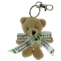 10cm Toby Kering Bear Bow