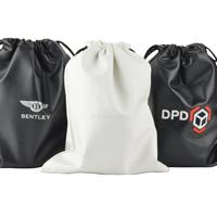 Drawstring Gift Bag - Large - Debossed