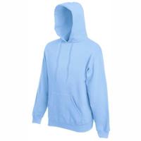G159 Fruit Of The Loom Hooded Sweatshirt