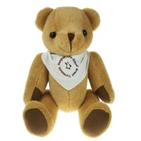 G137 25cm Honey Bear