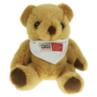 G137 12.5cm Honey bear