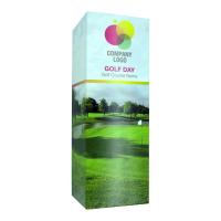 Custom 3 Golf Ball Sleeve