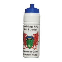 G114 750ml Power Sports Bottle - Full Colour