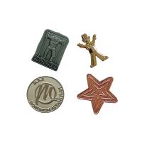 Metal Relief Badges