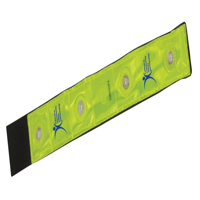 Reflective Armbands with Flashing LEDs