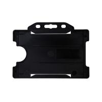 Rigid Plastic Cardholders