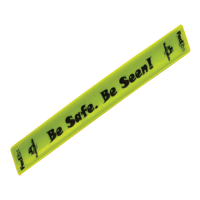 Reflective Slap Bands Compliant
