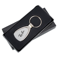 Teardrop Executive Keyring