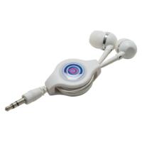 Premium Retractable Earphones