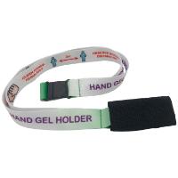 Lanyard Hand Gel Holder
