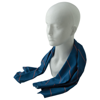 Printed Polyester Scarf (Long)