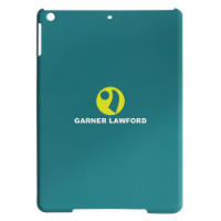 Soft Touch Plastic Tablet Cover