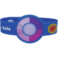 UV Indicator Watch