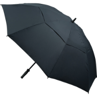 Vented Golf Umbrella - Available in 6 stock colours