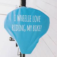 Bike Seat Cover - PVC