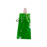 Folding Water Bottle - Print Full Colour