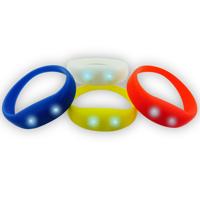 LED Silicone Wristband