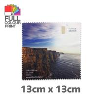 Microfibre Lens Cloth - 13 x 13cm
