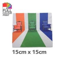 EXPRESS - 15x15cm Microfibre Lens Cloth